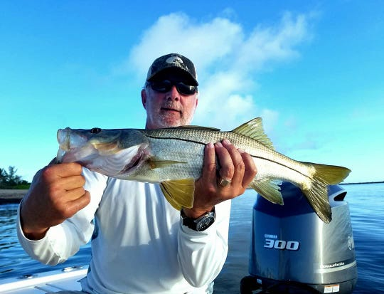 Snook season opens statewide Sept. 1.