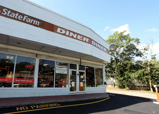 Hogan's Nyack Diner photographed Aug. 26, 2019. George Hogan, who has owned the diner for eleven years, is retiring and has sold the restaurant to new owners.