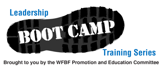 Wisconsin Farm Bureau Federation's Promotion and Education Committee is hosting a one-day Leadership Boot Camp on Nov. 16.