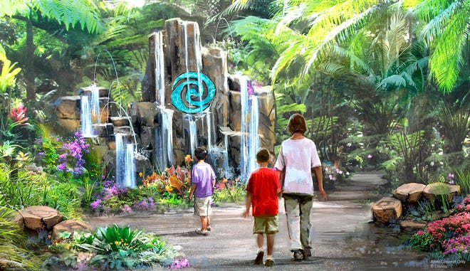 Image result for moana epcot