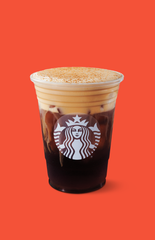 Pumpkin Cream Cold Brew is Starbucks' first new pumpkin coffee beverage since the coffee giant launched the Pumpkin Spice Latte or PSL in 2003.