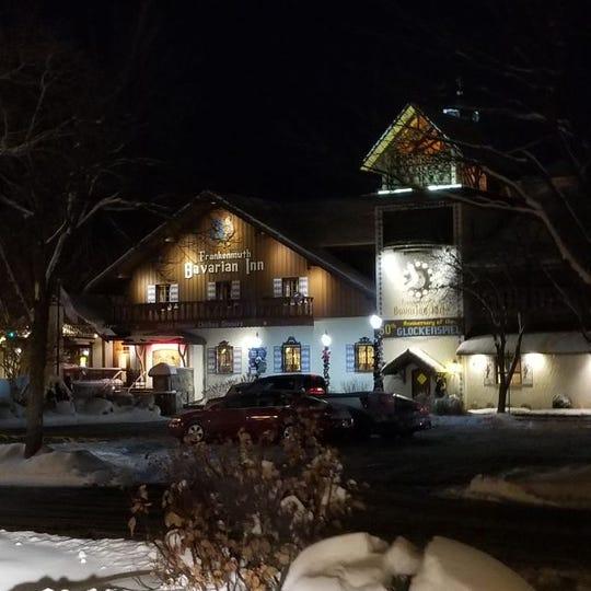 Frankenmuth Bavarian Inn Restaurant in Frankenmuth, Michigan