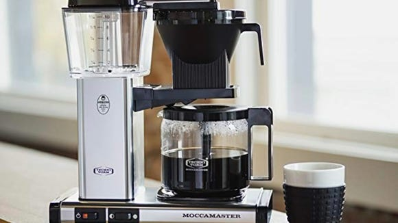 Get barista-level coffee, right from the comfort of your own home.