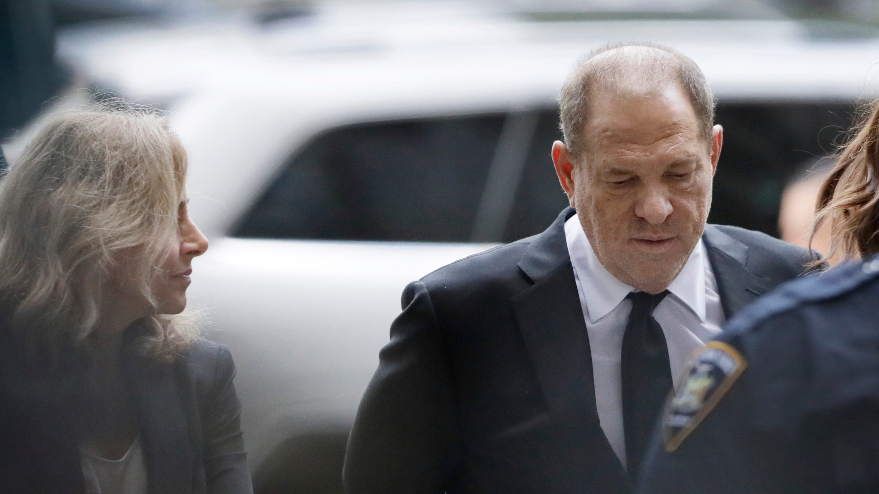 Harvey Weinstein's sex-crimes trial delayed to January; he pleads not guilty at new arraignment