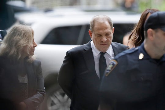 Harvey Weinstein trial delayed pleads not guilty new arraignment