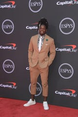 When he changes from his street clothes, could Melvin Gordon be wearing a different NFL uniform than the Chargers?
