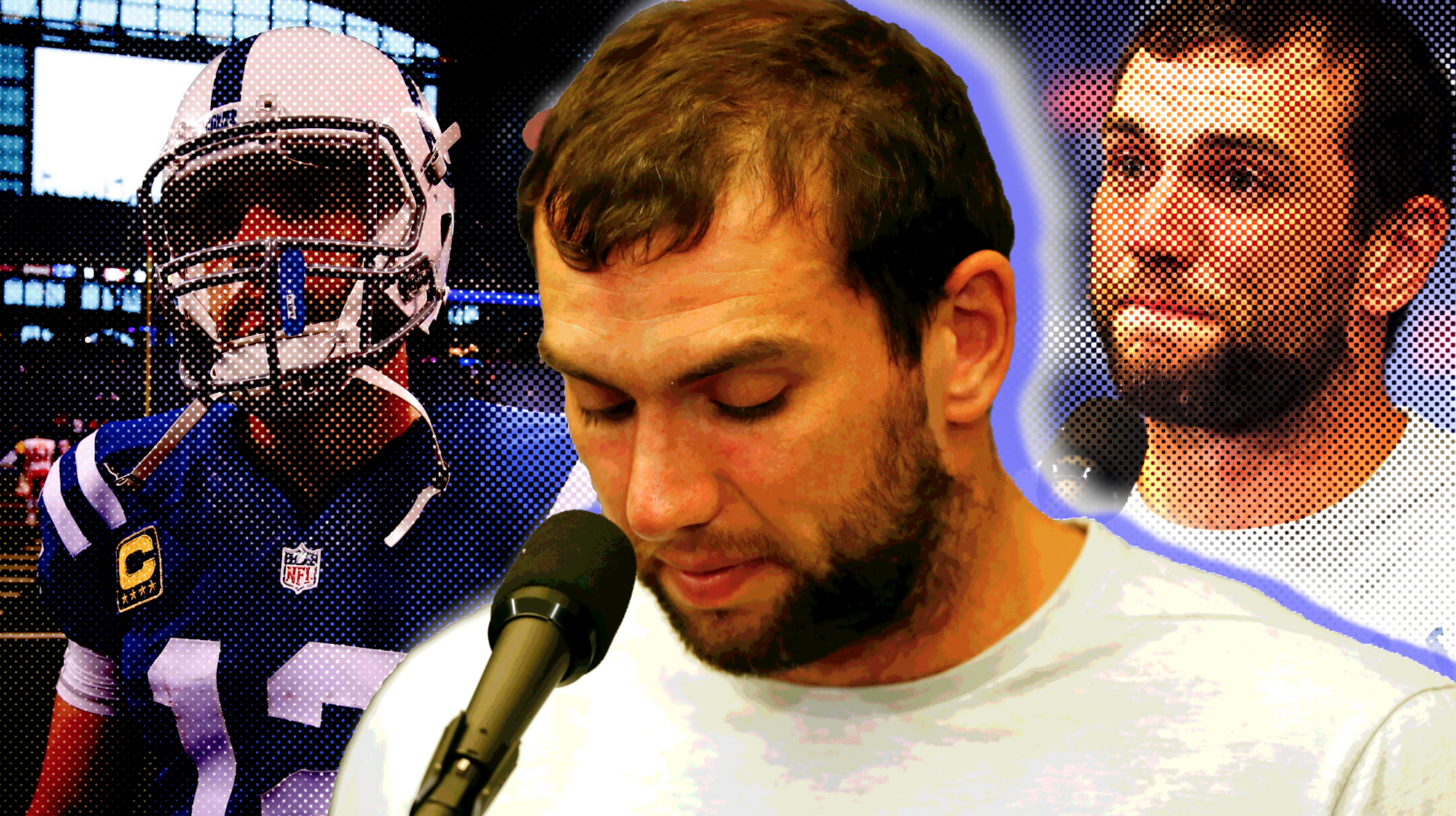 Why Andrew Luck decided to retire at 29
