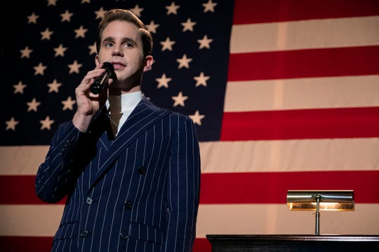 """Ben Platt as Payton in this exclusive photo from Netflix's new Ryan Murphy series, """"The Politician."""""""