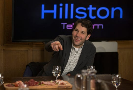 """Paul Rudd in this exclusive image from Netflix's """"Living with Yourself."""""""