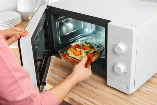 When it comes to dorm living, microwaves are a must.