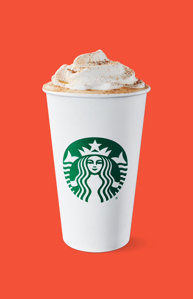 Starbucks Announces Fall 2019 Menu Including The New