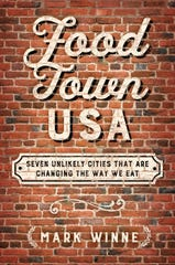 "Author Mark Winne's book ""Food Town USA"" features Alexandria."