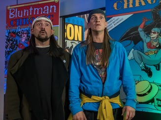 How 'Jay and Silent Bob Reboot' reunited Kevin Smith, Ben Affleck for 'Chasing Amy' follow-up