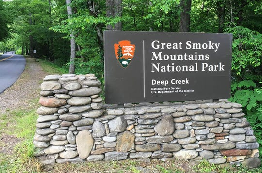A Georgia man died Aug. 22 while hiking  in Deep Creek near Bryson City in Great Smoky Mountains National Park.