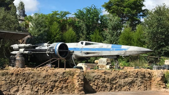 Disney offers glimpse of Rise of the Resistance, a Star Wars ride that opens Dec. 5