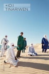 Tinariwen brings its African blues rock to the Flynn Center on Sept. 25.
