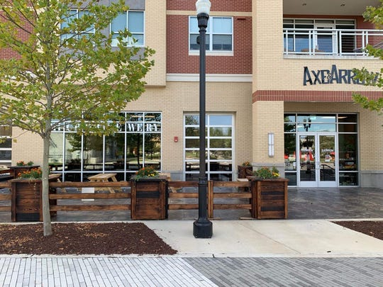 Axe & Arrow is located in the heart of Glassboro adjoining the town square.