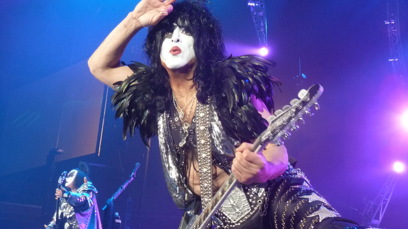 KISS star Paul Stanley on the band's legacy, possible biopic and former group members