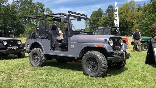 Mahindra Roxor ATV
