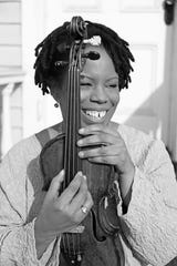 Regina Carter performs Sunday at the Detroit Jazz Festival.
