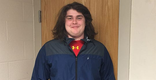 Michigan made the top three for Ryan Linthicum, a junior from Damascus (Md.) ranked by 247Sports as the No. 1 center in the country in his class.