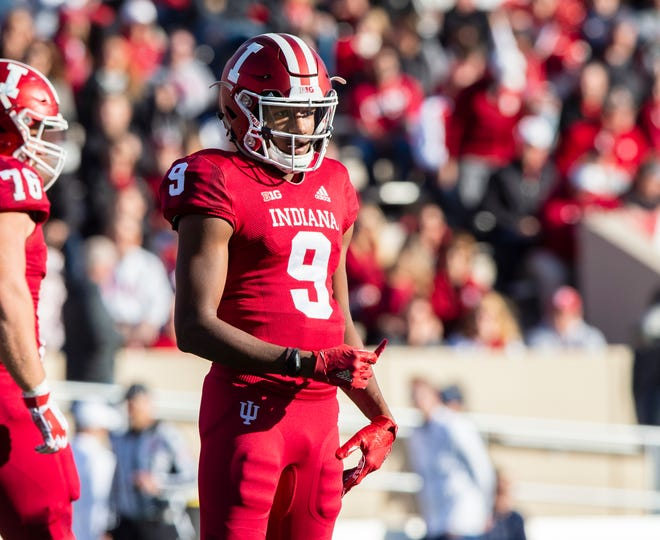 Michael Penix Jr. will start for Indiana at quarterback when the Hoosiers open the season against Ball State this Saturday.