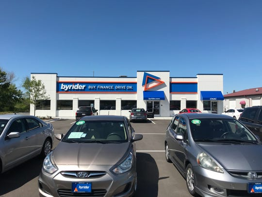 "With more than 150 locations across the country, the Fond du Lac Byrider ""buy here, sell here"" dealership is the seventh franchise in the state of Wisconsin owned by the Russ Darrow Group."