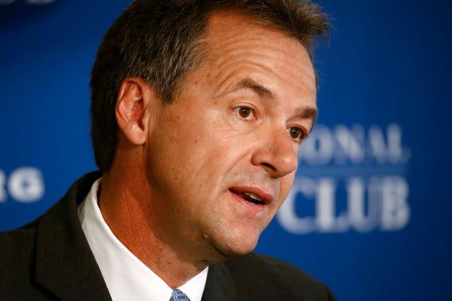 Democratic Montana Gov. Steve Bullock.