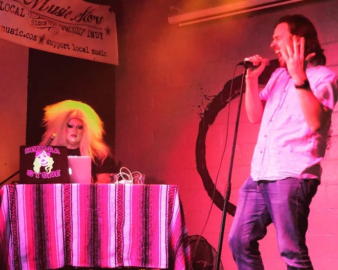 A reader complains that a local bar's karaoke night is too loud, but the bar says it keeps the windows and doors closed and the event is not any louder than other activities it hosts.