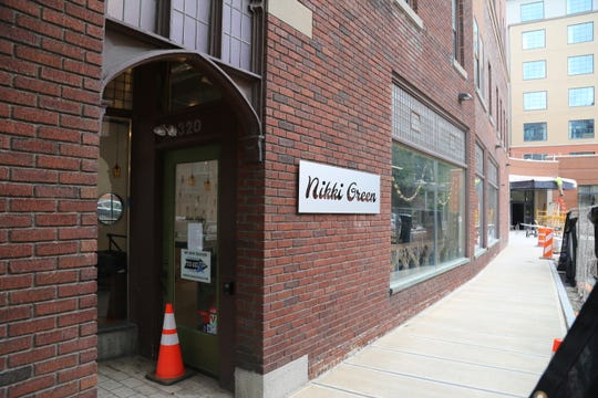 Nikki Green closed in May.