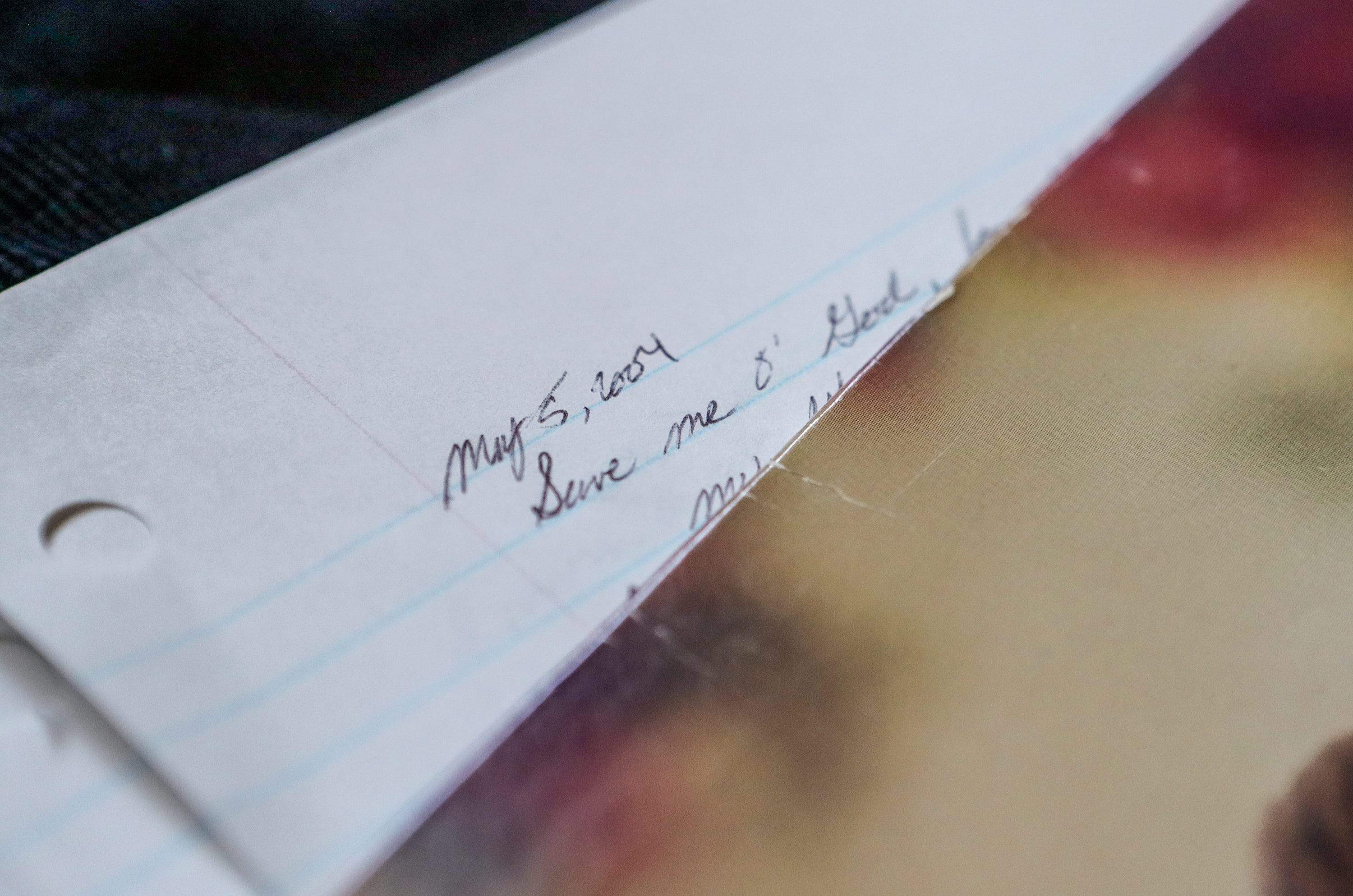 Save me O' God is the first line written on the first day of a journal kept by Rachael Denhollander.  She kept the journal that documented the affects of the abuse at the hands of USA Gymnastics doctor Larry Nassar.  Denhollander turned the journal over to prosecutors and was one of the key pieces of evidence in the trial. August 2019