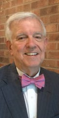The Rev. Dr. Bill Holmes of Louisville is a retired child neurologist and hospital chaplain.