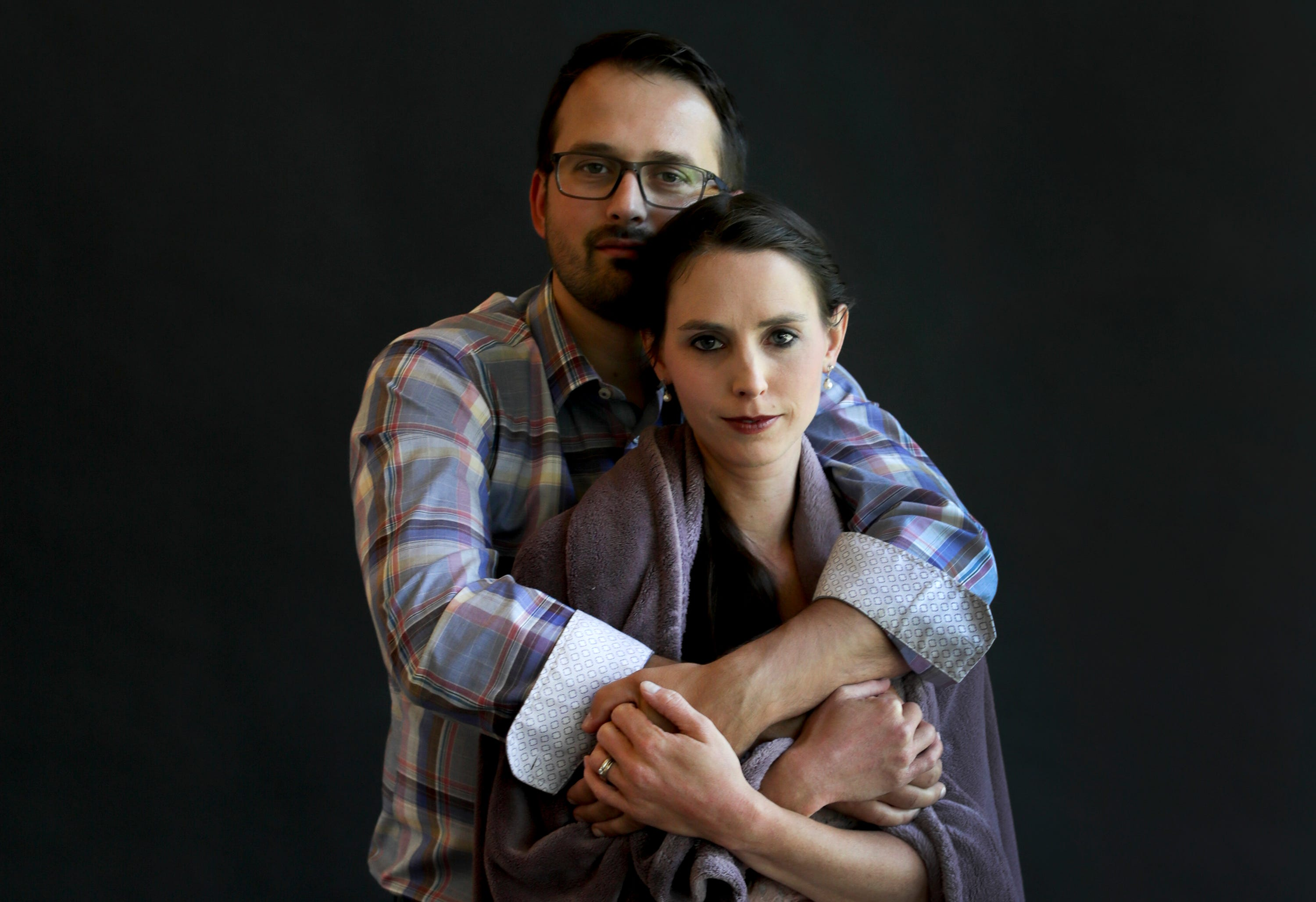 Learning to be patient and helping Rachael grieve are ways that Jacob helps his wife. On her toughest days, he would wrap her in a blanket and hold her. August 2019
