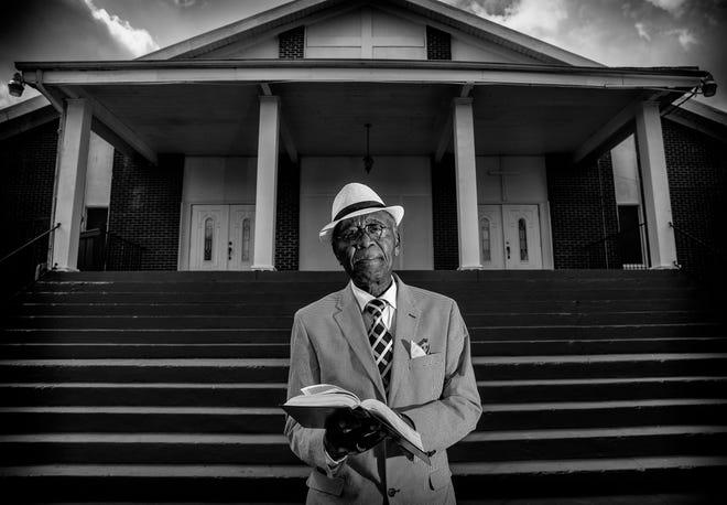 The Rev. Charles Elliott Jr., pastor of King Solomon Missionary Baptist Church.