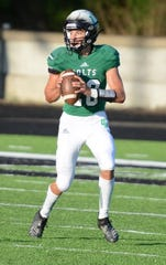 Clear Fork's Brennan South brings a big arm and leadership to the quarterback position for the Colts in 2019.