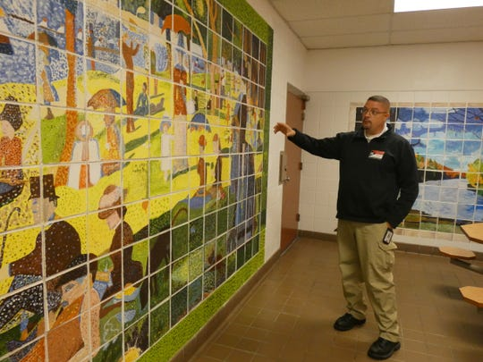 Don Leffler is the administrator of the Marion County Juvenile Detention Center, which Marion County Family Court officials plan to re-purpose and use as a resource center for families with unruly or delinquent children.