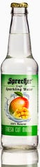 Sprecher Brewing has a line of Craft Sparkling Waters that work for low-calorie cocktails.