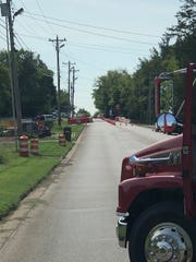 A gas leak in Smyrna has caused some residents to be evacuated and roadways closed.