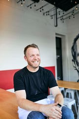 Biscuit Love restaurateurs Karl (pictured here) and Sarah Worley are bringing 'Za to Hillsboro Village.