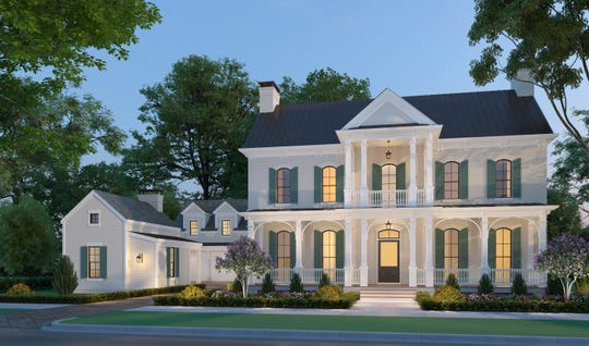 This home in the Grove is Southern Living's newest showcase location.
