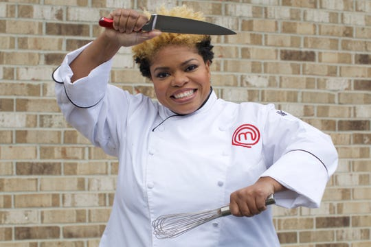 Food Network personality Yachecia Holston has advice for those attending her presentation on the cooking stage at the Nashville Home Show. Come hungry.