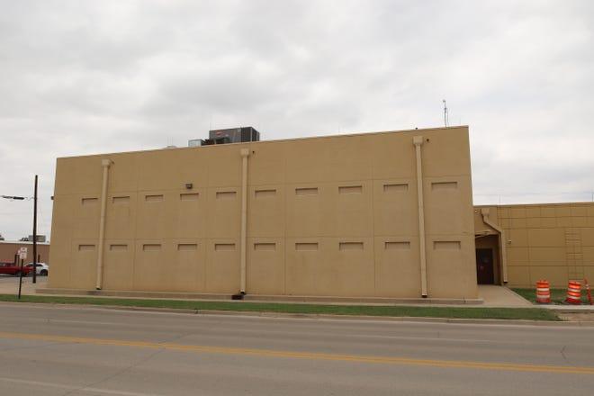 Eddy County Detention Center.