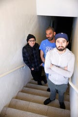 Cinematica is part of a four-band lineup that also includes Hemlock, Signal 99 and Morbid Justice Aug. 29 at the Totah Theater in downtown Farmington.