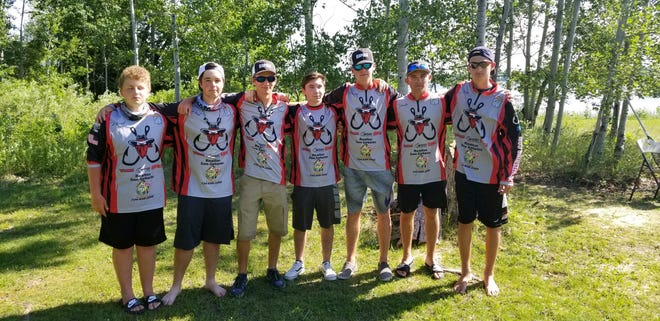 The Livonia Outlaws bass fishing team has qualified for nationals.