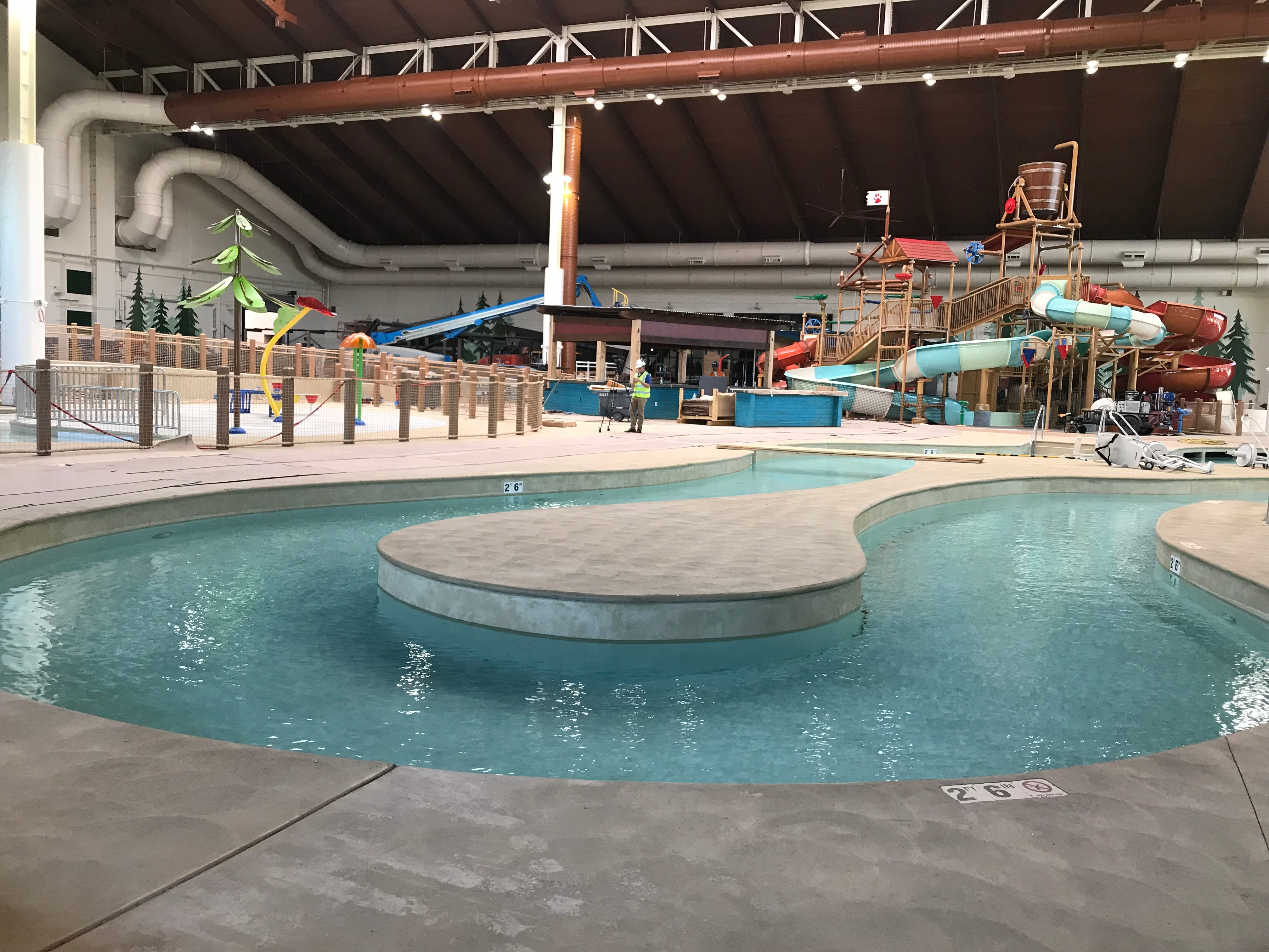 Great Wolf Lodge, known for its indoor water parks, is opening in Arizona with 50% off sale