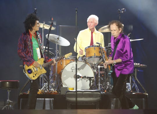 The Rolling Stones concert review: Time is on their side in