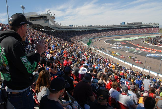 ISM Raceway, home to the penultimate race weekend on the NASCAR schedule since 2005, was named host site for the 2020 NASCAR Championship Weekend, November 6-8.