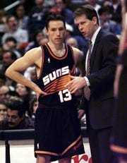 Steve Nash played for Danny Ainge in his first stint with Phoenix