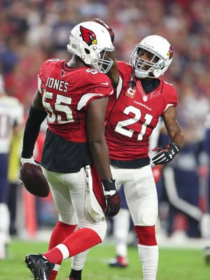 Patrick Peterson would love to see the Minnesota Vikings trade for Chandler Jones, his former Arizona Cardinals teammate.