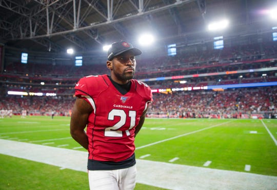 How much longer will Patrick Peterson play for the Arizona Cardinals?